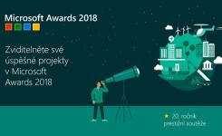 Microsoft Awards 2018 – získali jsme ocenění!!!